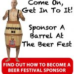 Free Beer for those who Sponsor a Barrel at ARTBF15