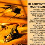 I.B Carpentry & Maintenance sponsors a Barrel at ARTBF15