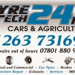 Tyre Tech 24 Ltd Sponsors a Barrel at ARTBF15