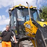 Matthew Williams Digger Hire Ltd sponsors a Barrel at ARTBF15