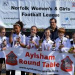 North Walsham Angels win U12's Cup Final