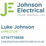 Johnson Electrical (North Walsham) Limited Sponsors Two Barrel at ARTBF18