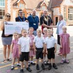 """Bikes 'n' Trikes"" to St Michaels C of E Primary and Nursery School"