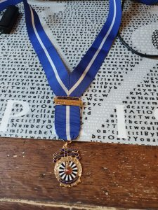 Aylsham Round Table - Vice Chair Jewel