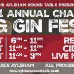 Aylsham Charity Beer & Gin Festival 2021 Announced