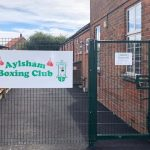 ART Provide Support After Burglary at Aylsham Boxing Club