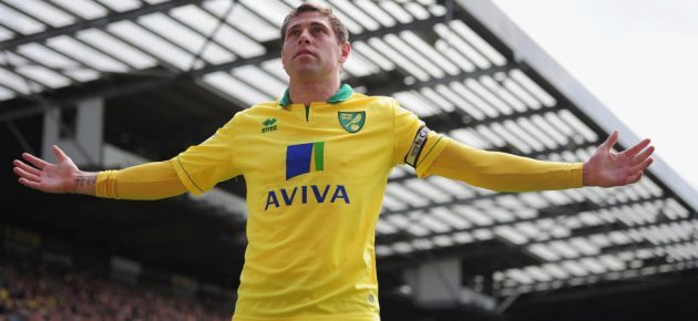 An Evening with Norwich Legend Grant Holt